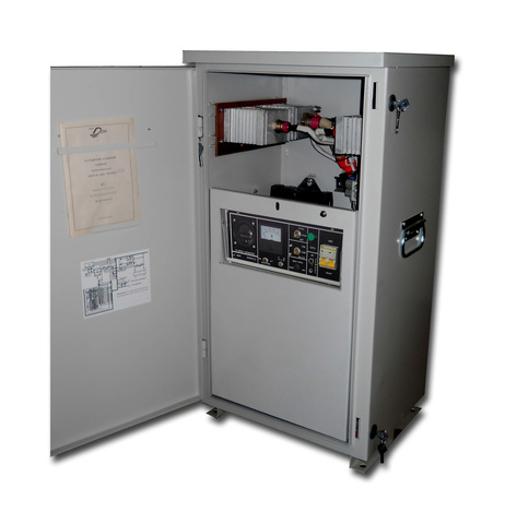 Automatic cathodic protection rectifier UKZT-AU OPE 0,6 Y1