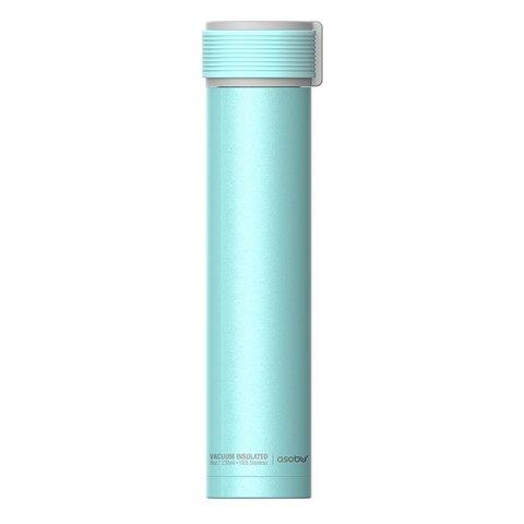 Мини-термос Asobu Skinny mini (0,23 литра), бирюзовый