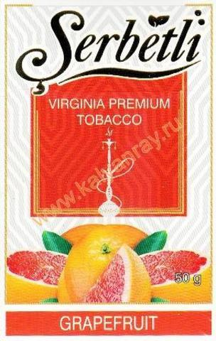 Serbetli Grapefruit