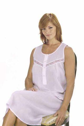 Ночная сорочка батистовая PRIMA ROSA C064