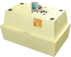 Инкубатор Золушка 45 яиц 220/12v ручной переворот с ЖК терморегулятором