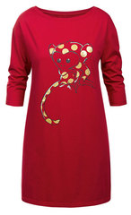 PDJ679 платье женское