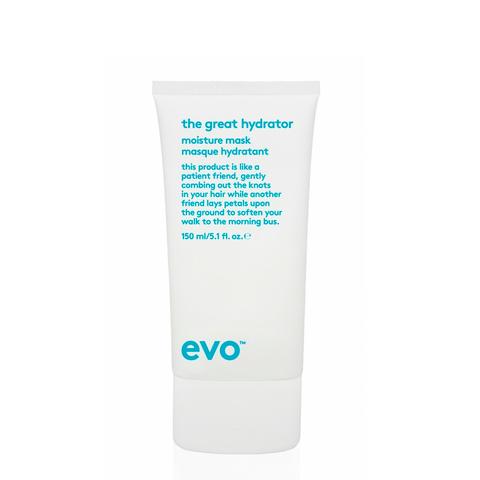 EVO Маска для интенсивного увлажнения великий [увлажнитель] The Great Hydrator Moisture Mask