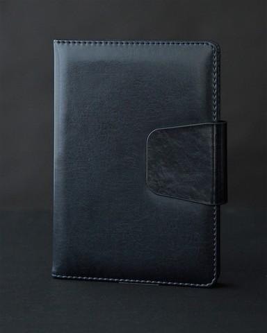 Подарочный набор с шариковой ручкой Parker Sonnet Entry Point Blue Steel и ежедневником с индивидуальной гравировкой123