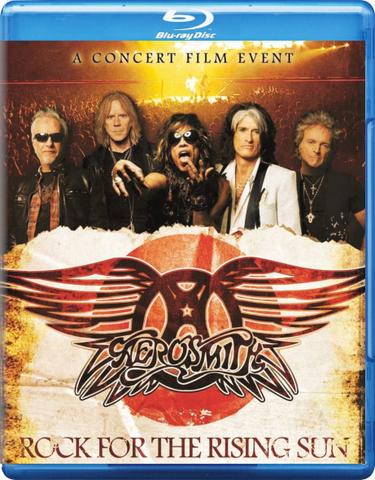 Aerosmith / Rock For The Rising Sun (Blu-ray)