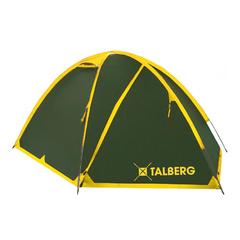 Палатка туристическая Talberg Space 3 зелёный - 2