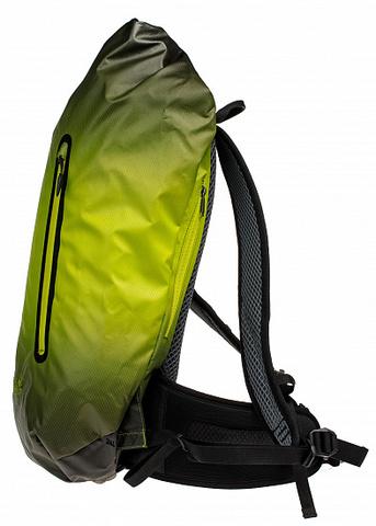 Картинка рюкзак городской Jack Wolfskin Halo 24 Pack corona lime - 3