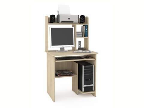 Компьютерный стол Комфорт 3 СК Моби дуб сонома