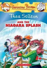 Thea Stilton 27: Thea Stilton and the Niagara Splash
