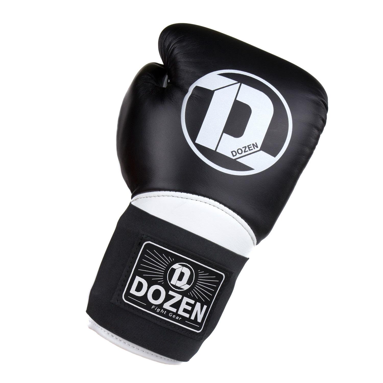 Манжеты Dozen Boxing Elastic Cuffs на перчатке
