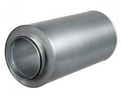 Шумоглушитель жесткий Dvs SAR 250/1000