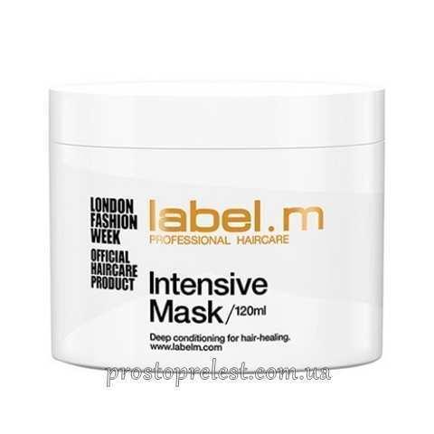 Label.M Intensive Mask - Маска восстанавливающая