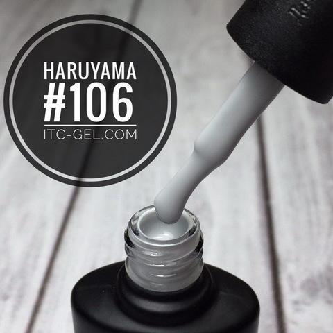 Гель лак Haruyama 8мл (106)