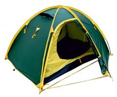 Палатка туристическая Talberg Space 3 зелёный