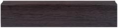 Плинтус Dekorplast LL026 Зебрано черно-коричневый