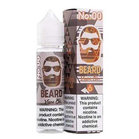 Жидкость Beard Vape Co 60 мл №00