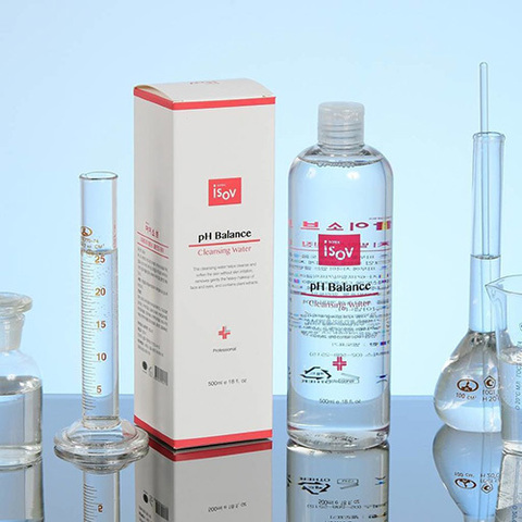 ISOV Лосьон PH Cleansing Water, 500 мл