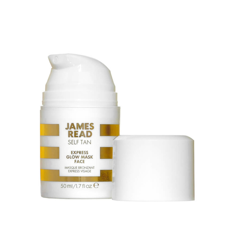 James Read Self Tan Express Glow Mask Face Экспресс-маска для лица автозагар