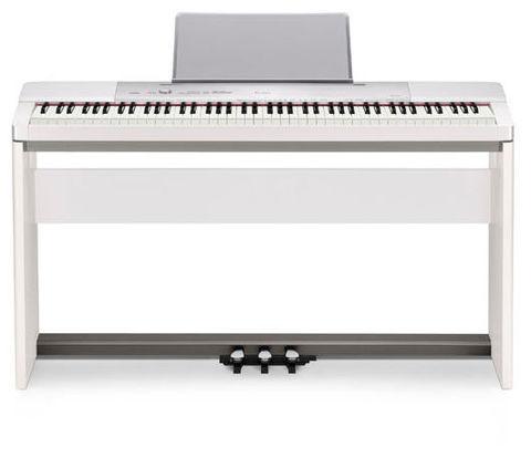 Casio Цифровое пианино PX-150 Privia (с фирменной стойкой и тремя педалями)