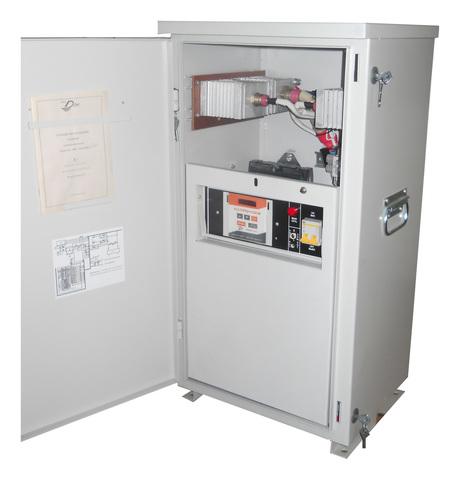 Станция катодной защиты УКЗТ-АУ ОПЕ ТМ-GSM 1,2 У1 с телемеханикой