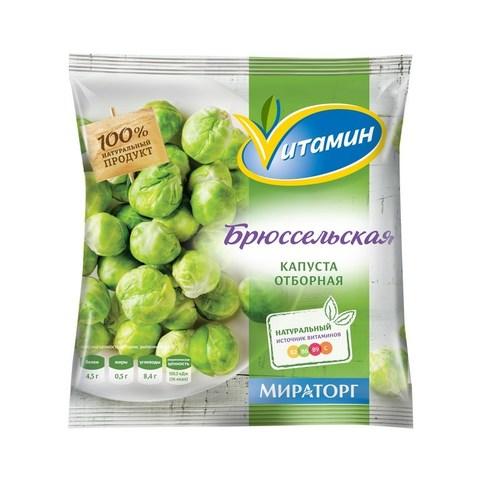 """Брюссельская капуста """"Vитамин"""" 400 г"""