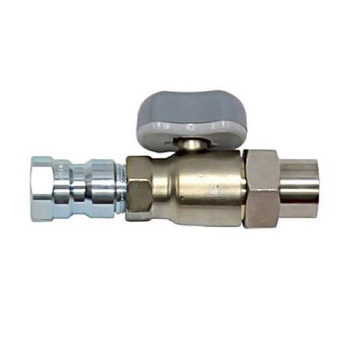 Vaillant Проходной газовый кран с противопожарной защитой Rp 3/4  Ёмкостные водонагреватели