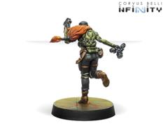 Warcor Sixth Sense (вооружен Stun Pistol)