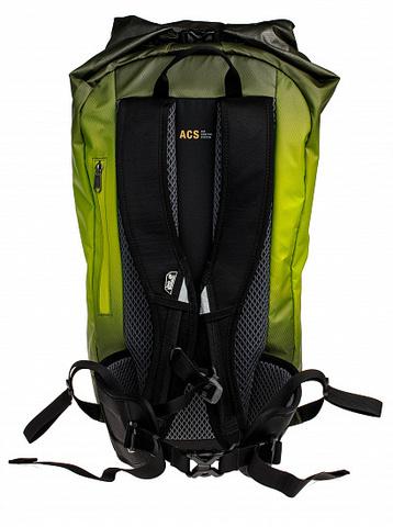 Картинка рюкзак городской Jack Wolfskin Halo 24 Pack corona lime - 4
