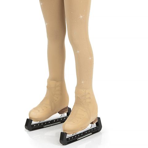 Колготки на ботинок со стразами ProStyle (80 Den)