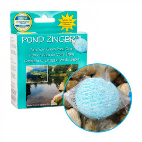 Средство против водорослей в пруду Pond Zinger (400 м3)