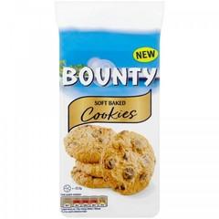 Печенье Bounty cookies с шоколадом 180 гр
