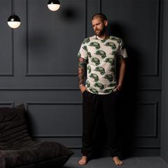 Мужские брюки пижамные E21K-11D101