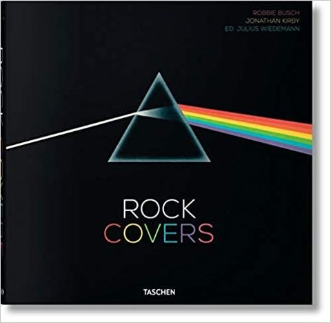 TASCHEN: Rock Covers