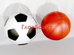 Подвесные мячи герметичные