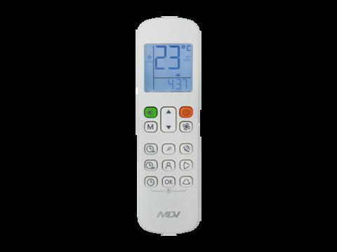 Фанкойл кассетный MDV MDKD-450R