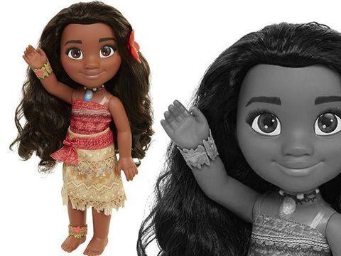 Кукла Моана Дисней, 35 см в магии кукол