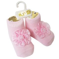 Носки для девочки, р. 0, розовый