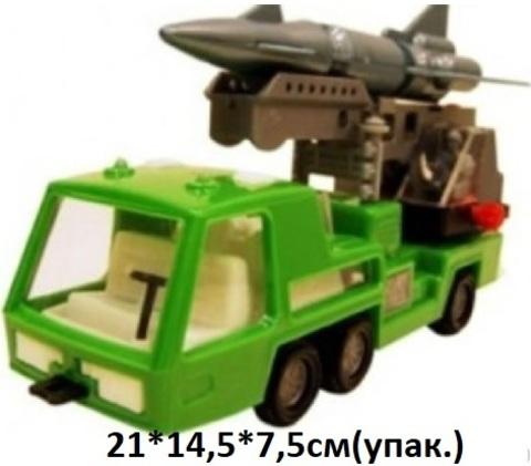 Ракетовоз Супер-мотор (Форма) С-30-Ф