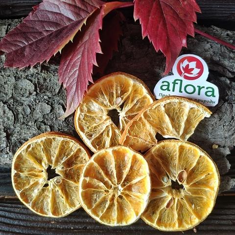 Фотография Чипсы фруктовые Апельсин / 50 гр купить в магазине Афлора