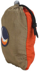 Сумка складная Ticket to the Moon Eco Bag Large (30л.) Brown/Orange - 2