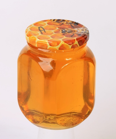Мед акациевый (1кг)