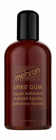 MEHRON Сандарачный клей Spirit Gum, 270 мл