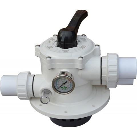 Верхний вентиль PoolKing MPVT40/KP 1.5 подключение 1,5