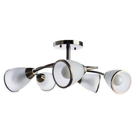 Потолочная люстра Arte Lamp A6056PL-5AB