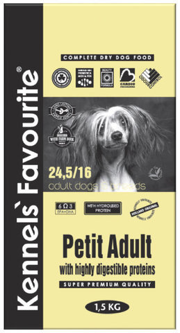 Kennels` Favourite Petit Adult 1,5 кг.