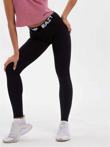 Тайтсы леггинсы жен. для йоги и фитнеса Energy classik
