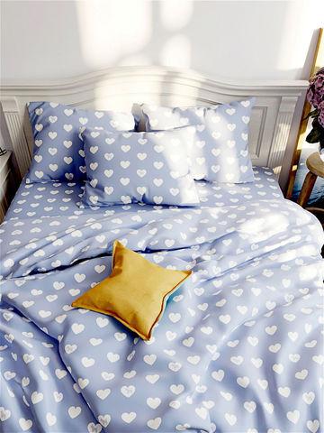Простынь на резинке  -Нежность- натяжная 120х200х26 см 1,5-спальная
