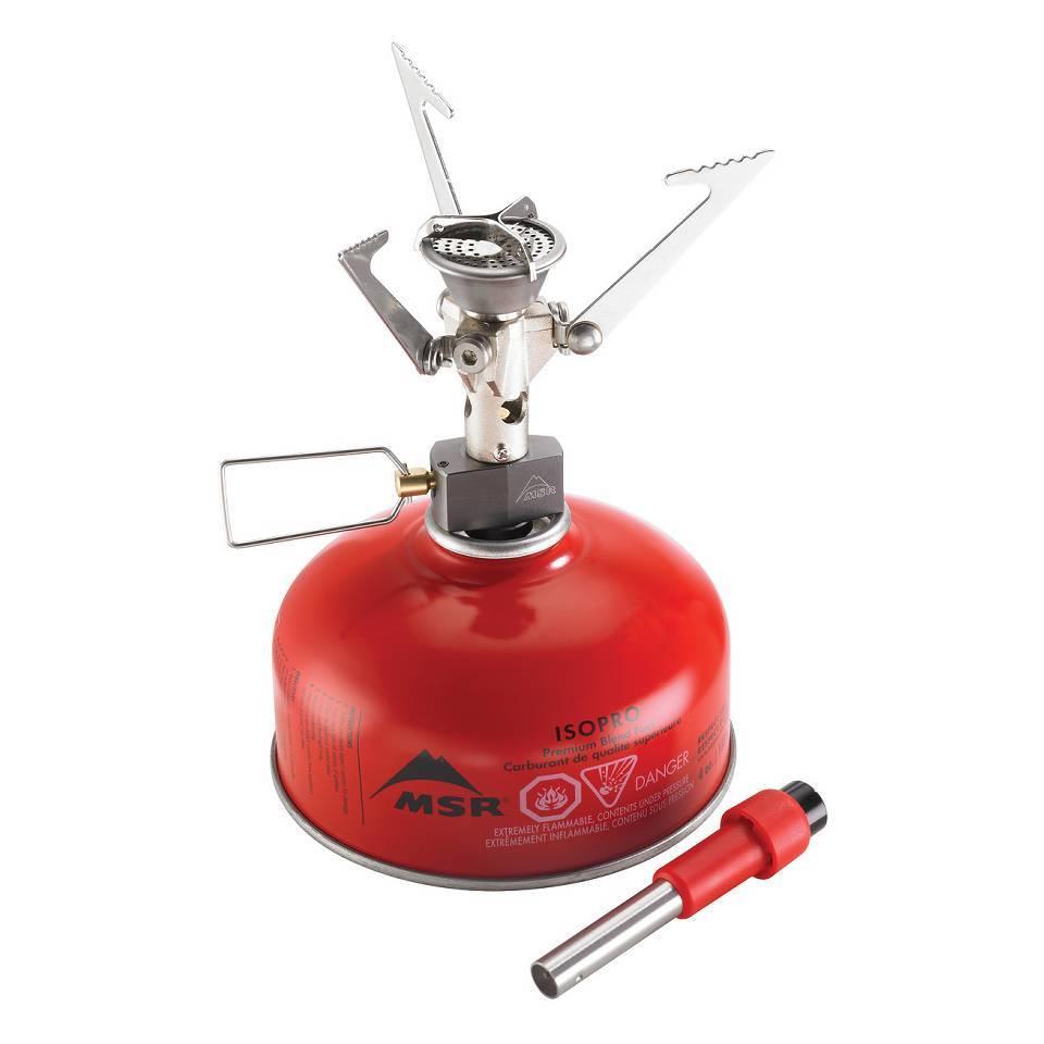 Газовая горелка MicroRocket