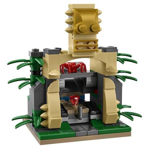 LEGO City: Миссия: Исследование джунглей 60159 — Jungle Halftrack Mission — Лего Сити Город