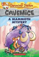 Geronimo Stilton Cavemice 15: Mammoth Mystery